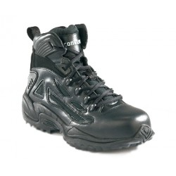 """Converse RB8678 Men's 6"""" Black Non-Safety Toe Side Zip Rapid Response Boot"""