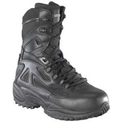 "Converse RB8874 Men's Black 8"" Side Zip Rapid Response Composite Safety Toe Boot"