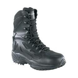 "Converse RB8877 Men's Black 8"" Side Zip Rapid Response Waterproof Boot"