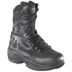 """Converse RB888 Women's Black 8"""" Side Zip Non-Safety Toe Rapid Response Boot"""