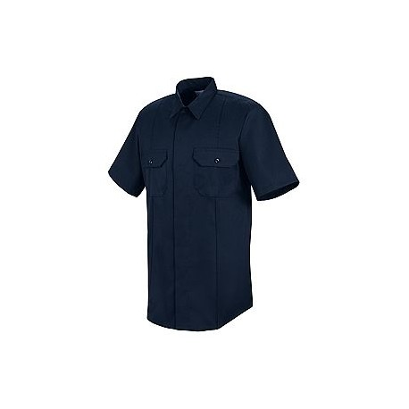 Horace Small-The Force HS1430 65/35 Poly./Cotton First Call™ Concealed Button-Front Short Sleeve Shirt