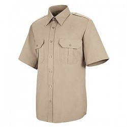 Horace Small-The Force SP66 65/35 Poly./Cotton Sentinel® Basic Security Short Sleeve Shirt