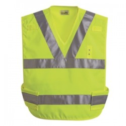 Horace Small-The Force HS3336 Hi-Visibility Breakaway Safety Vest