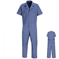 Red Kap CP40 Short Sleeve Lightweight Jumpsuit