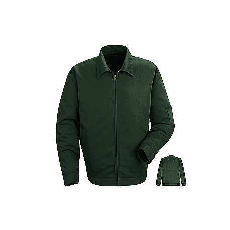 Red Kap JT22 Slash Pocket, Waist Length Work Jacket