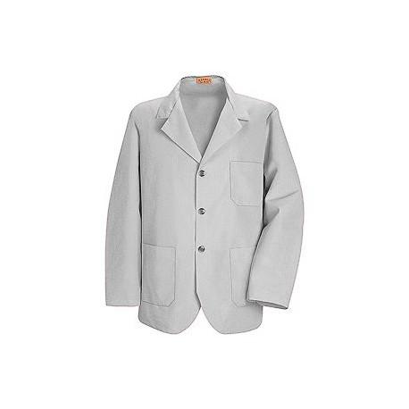 Red Kap KP10 Men's Short Length Lab Coat
