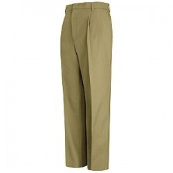 Red Kap PT38, Men's Pleated Brushed Twill Dress Pant