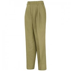 Red Kap PT39, Women's Pleated Brush Twill Dress Pant