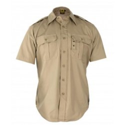 Propper F5301-38 Short Sleeve Battle Rip 65/35 Poly/Cotton Ripstop Tactical Shirt