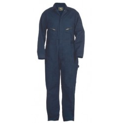 Berne C250, 65/35 Poly/Cotton Standard Unlined Coverall