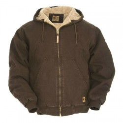 "Berne HW430, High Country Hooded ""Sherpa Lined"" Jacket"