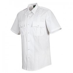Horace Small-The Force HS1224, Men's 65/35 Poly/Rayon (Heavier Weight) Deputy Deluxe Dress Public Safety Short Sleeve Shirt