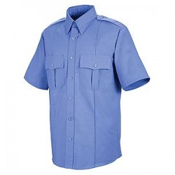 Inservice 32, Men's 65/35 Poly/Cotton Short Sleeve Police/Security Shirt