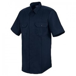 Inservice 92, Men's 100% Polyester Short Sleeve Police/Security Shirt