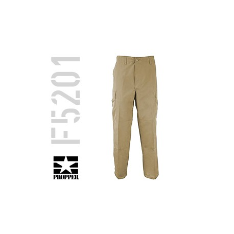 "Propper F5201-12 ""Twill"" Premium 60/40 Poly/Cotton (Button Fly) BDU Pant"