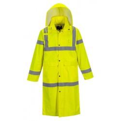 Portwest UH445 Hi-Vis Classic Rain Coat