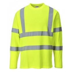 Portwest S278 Hi Vis Long Sleeved T-Shirt
