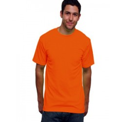 BA1725 5.4 oz. 50/50 Blend Pocket T-Shirt