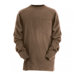 Berne BSM28, Performance Grade Long Sleeve Tee Shirt