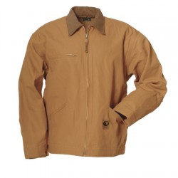 "Berne J349, Original ""Fleece Lined"" Gasoline Jacket"