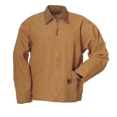"""Berne J349, Original """"Fleece Lined"""" Gasoline Jacket"""