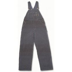 Berne B1212HS, Original Unlined Hickory Stripe Bib Overall