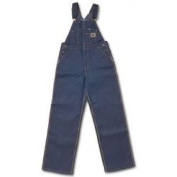 Berne B1212, Original Unlined Rigid Denim Bib Overall